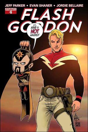 Flash Gordon (2014) 6-C