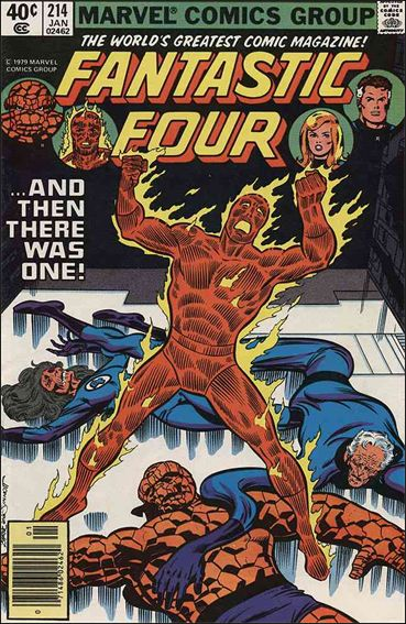 Fantastic Four (1961) 214-A by Marvel