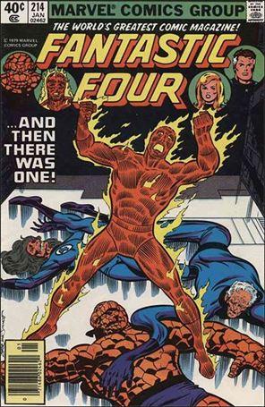 Fantastic Four (1961) 214-A
