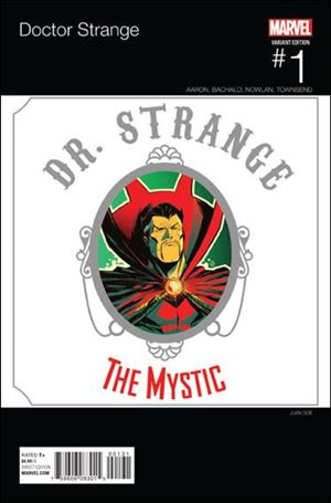 Doctor Strange (2015) 1-G