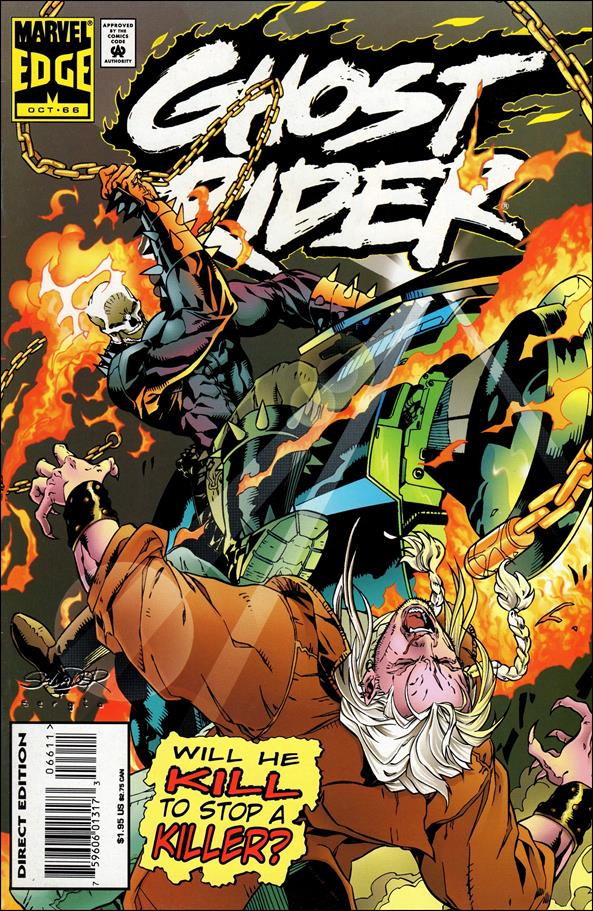 Ghost Rider (1990) 66-A by Marvel