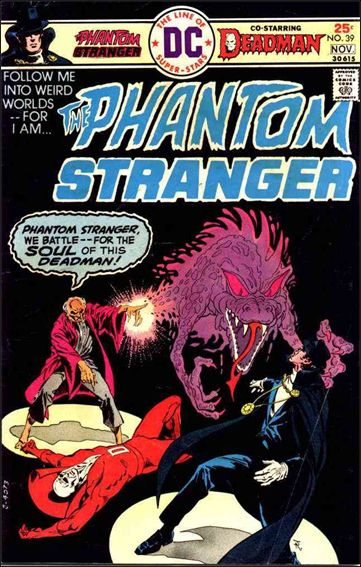 Phantom Stranger (1969) 39-A by DC