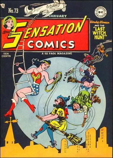 Sensation Comics (1942) 73-A by DC
