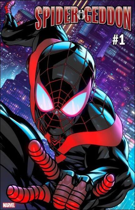 Spider-Geddon 1-C by Marvel