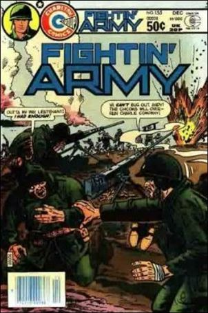 Fightin' Army 155-A