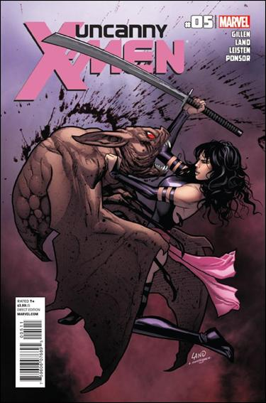 Uncanny X-Men (2012) 5-A by Marvel
