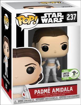 POP! Star Wars Padme Amidala Emerald City Comicon 2018