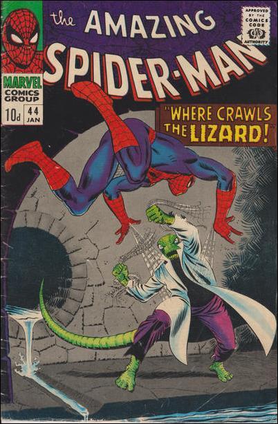 Amazing Spider-Man (1963) 44-B by Marvel