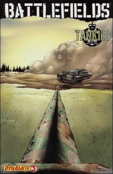Battlefields: The Tankies 3-A by Dynamite Entertainment