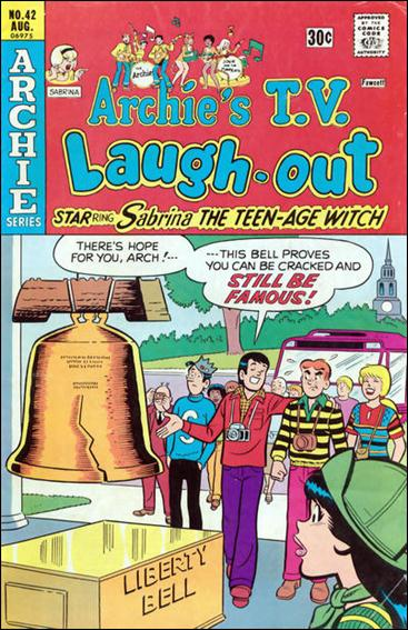 Archie's TV Laugh-Out 42-A by Archie