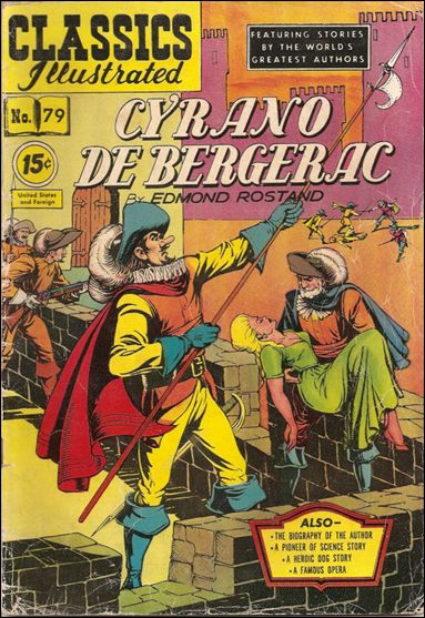Classic Comics/Classics Illustrated 79-B by Gilberton