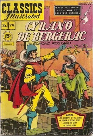 Classic Comics/Classics Illustrated 79-B