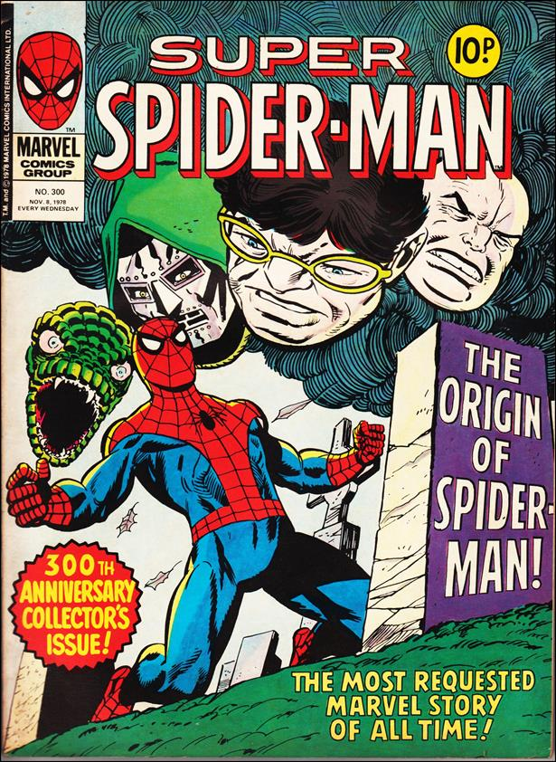 Spider-Man: Comics Weekly (UK) 300-A by Marvel UK