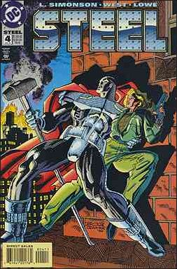 Steel (1994) 4-A by DC