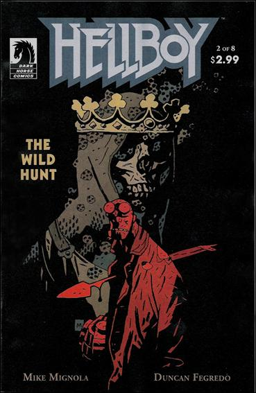 Hellboy: The Wild Hunt 2-A by Dark Horse