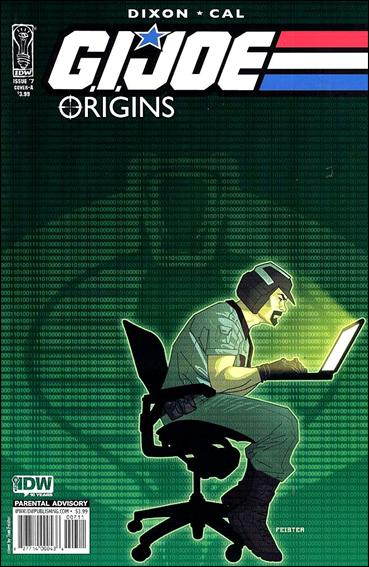 G.I. Joe: Origins 7-A by IDW
