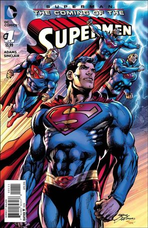 Superman: The Coming of the Supermen 1-A