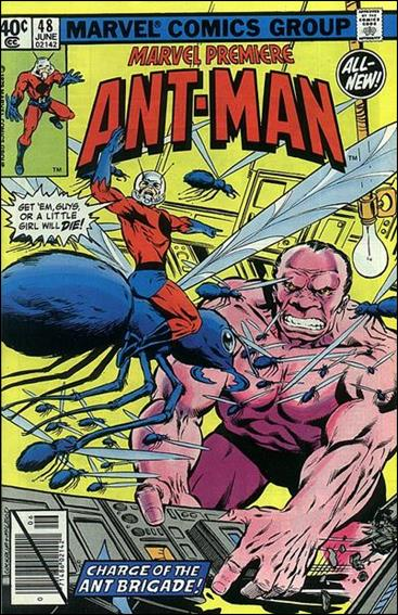 Marvel Premiere 48-A by Marvel