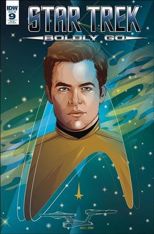 Star Trek: Boldly Go 9-D