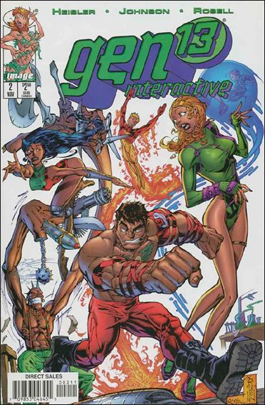 Gen13 Interactive 2-A by Image