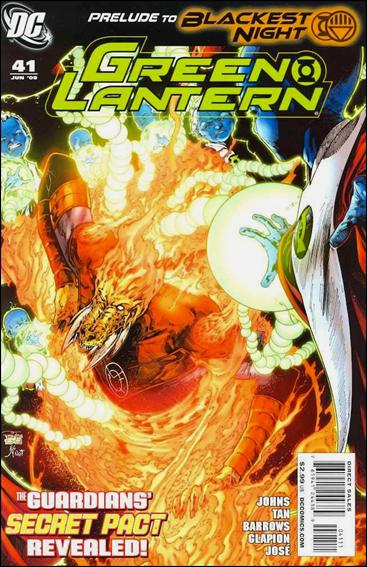Green Lantern (2005) 41-A by DC
