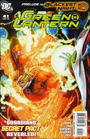 Green Lantern (2005) 41-A