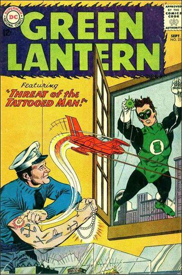 Green Lantern (1960) 23-A by DC