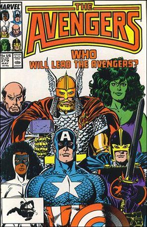 Avengers (1963) 279-A