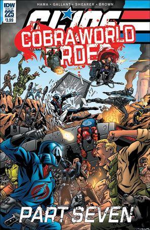 G.I. Joe: A Real American Hero 225-A