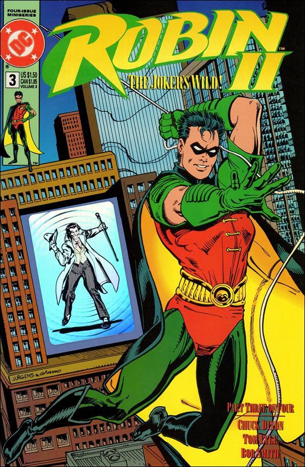 Robin II 3-C by DC