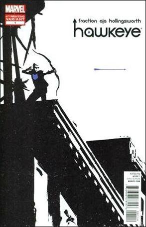 Hawkeye (2012) 1-F