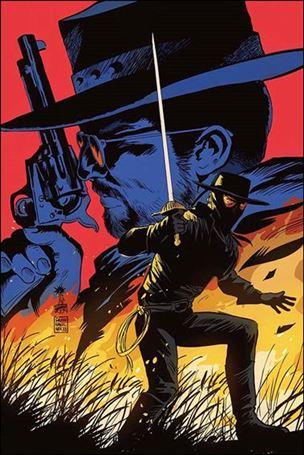 Django/Zorro 2-D