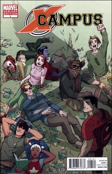 X-Campus 1-B by Marvel