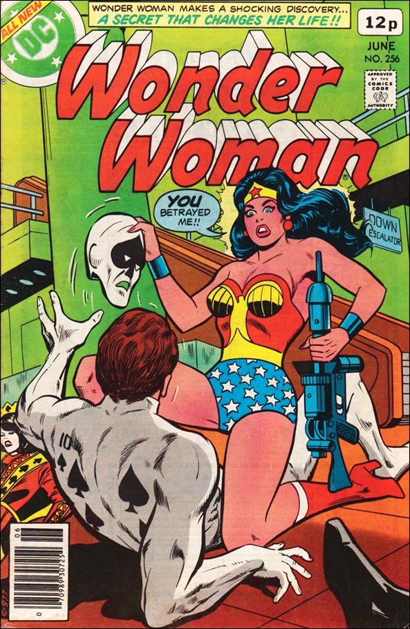 Wonder Woman (1942) 256-C by DC