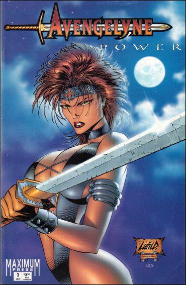 Avengelyne: Power 1-B by Maximum Press
