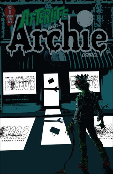 Afterlife with Archie 1-EF by Archie