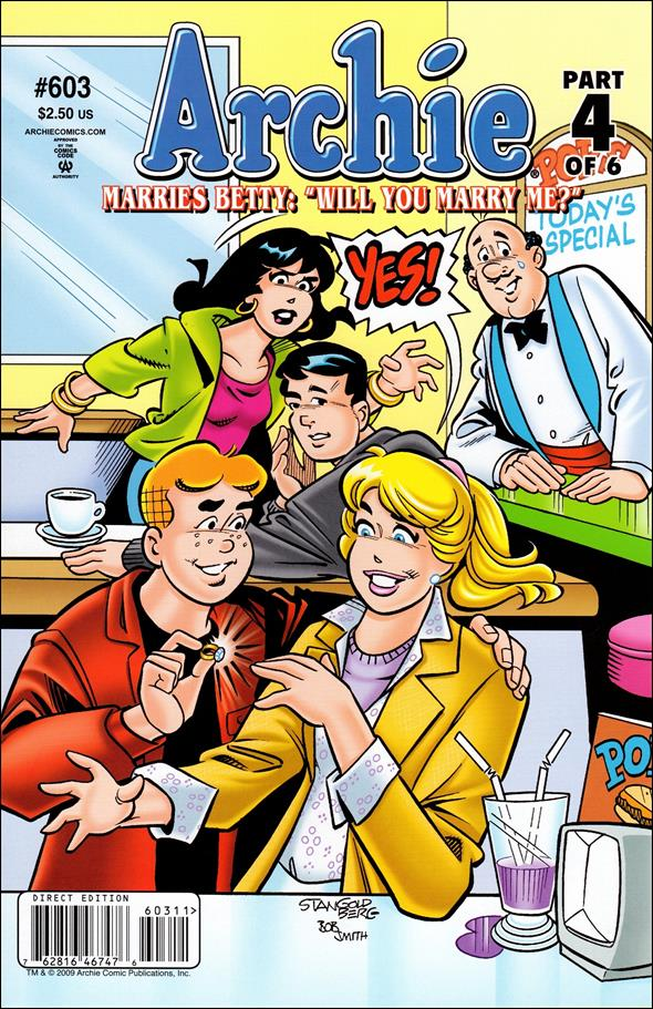 Archie (1942) 603-A by Archie