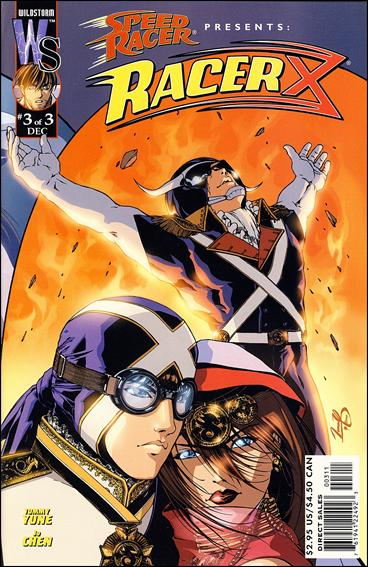Racer X (2000) 3-A by WildStorm
