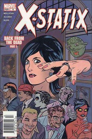 X-Statix 13-A