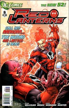 Red Lanterns 6-A