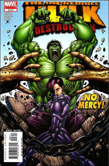 Hulk: Destruction 3-A by Marvel