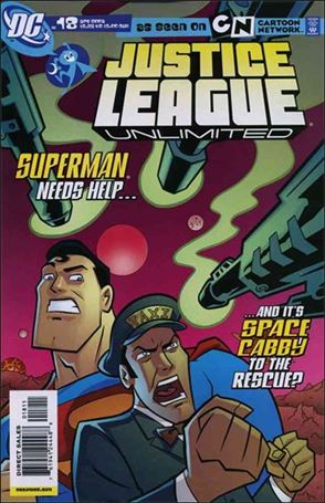 Justice League Unlimited 18-A