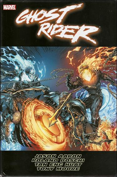 Ghost Rider by Jason Aaron Omnibus 1-A by Marvel