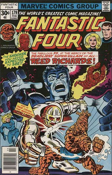 Fantastic Four (1961) 179-A by Marvel