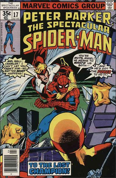 Spectacular Spider-Man (1976) 17-A by Marvel