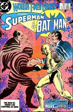 World's Finest Comics 304-A