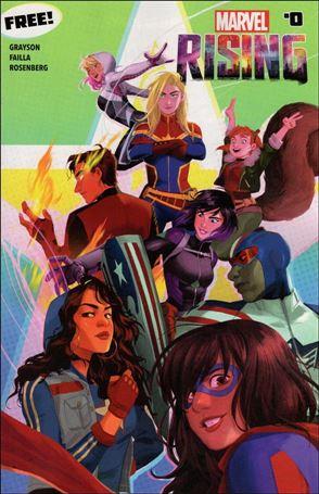 Marvel Rising (2018) 0-A