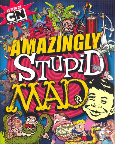 Amazingly Stupid MAD nn-A by MAD Books