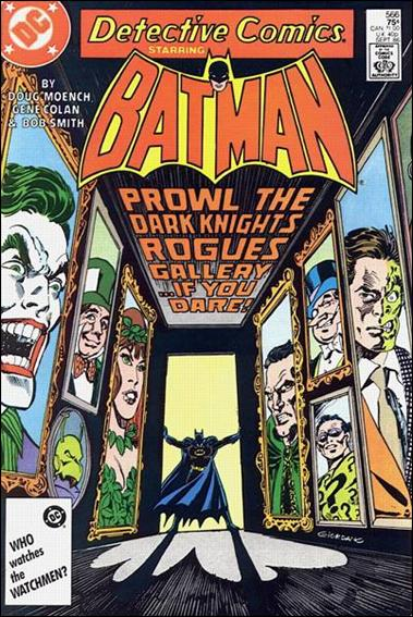 Detective Comics (1937) 566-A by DC