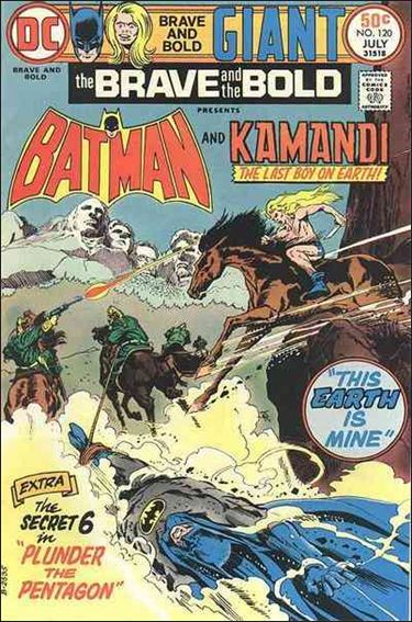 Brave and the Bold (1955) 120-A by DC